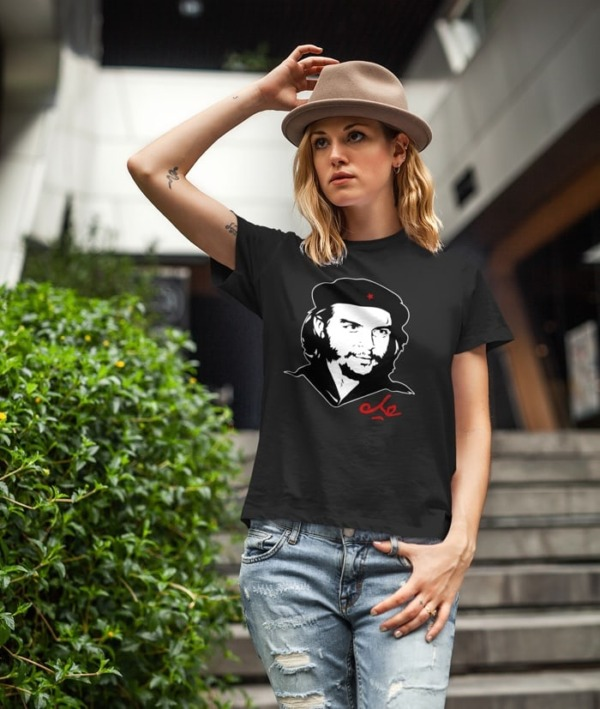 Ernesto Che Guevara T-Shirt – Mod.3