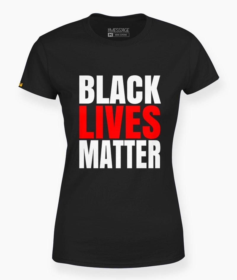 Black Lives Matter T-Shirt – Mod.1