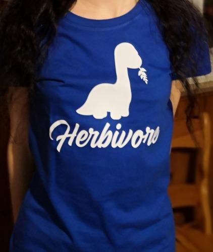 Herbivore T-Shirt - Mod.1 photo review