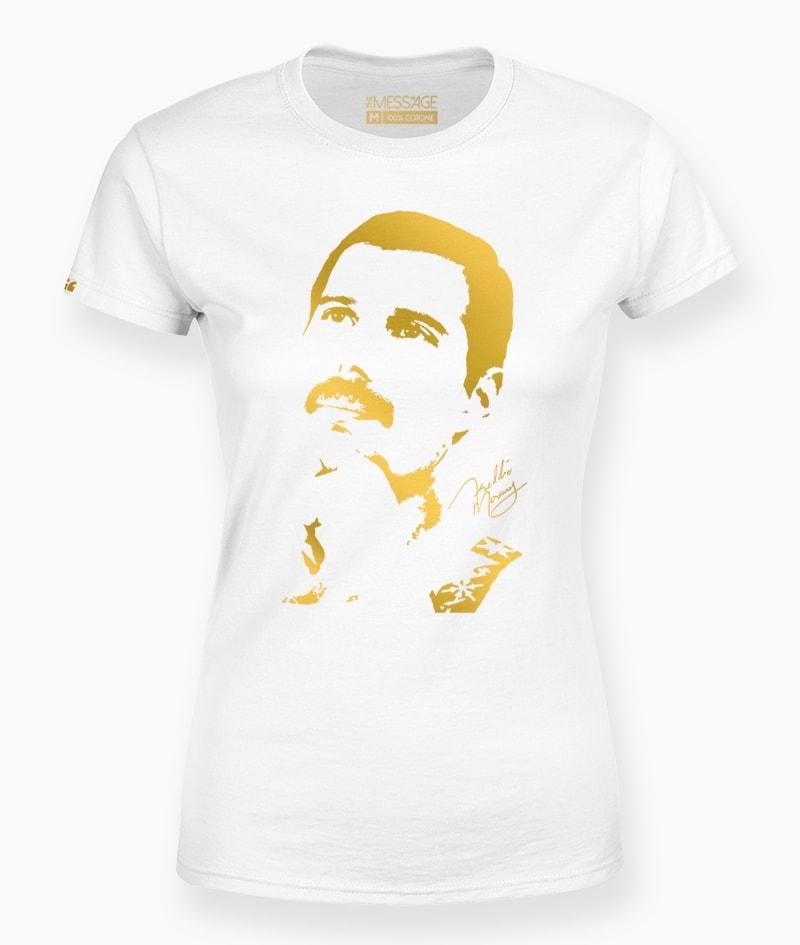 Freddie Mercury T-Shirt – Ritratto stilizzato – Mod.4