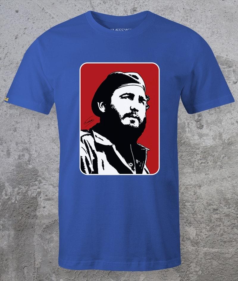Fidel Castro T-Shirt – Mod.1