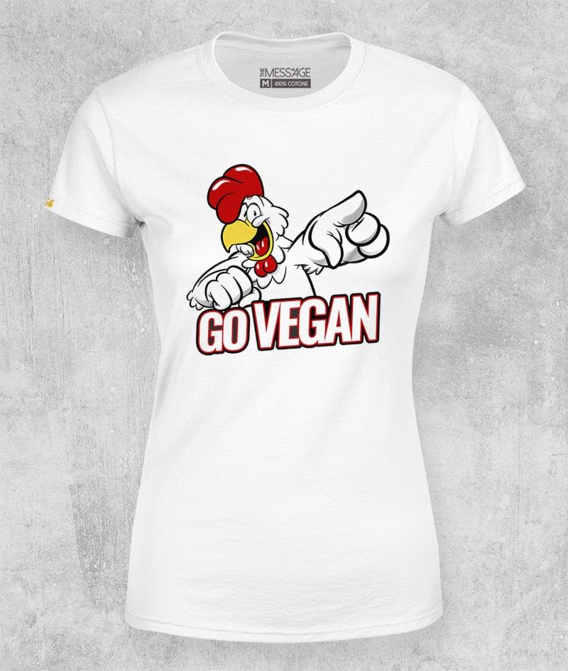 Go Vegan T-Shirt – Special Edition