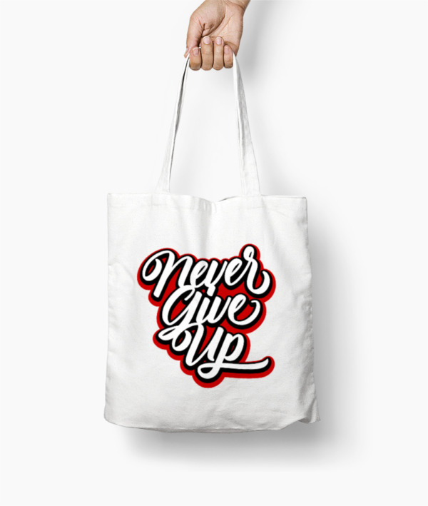 Never Give Up T-Shirt – Mod.2