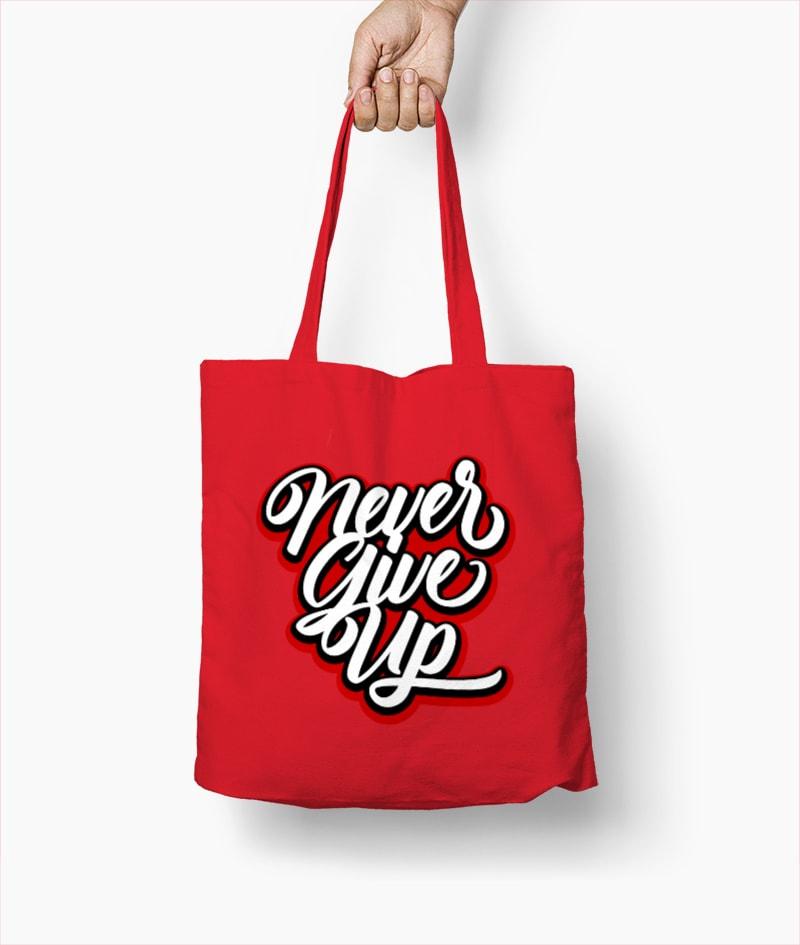 Never Give Up – Borsa