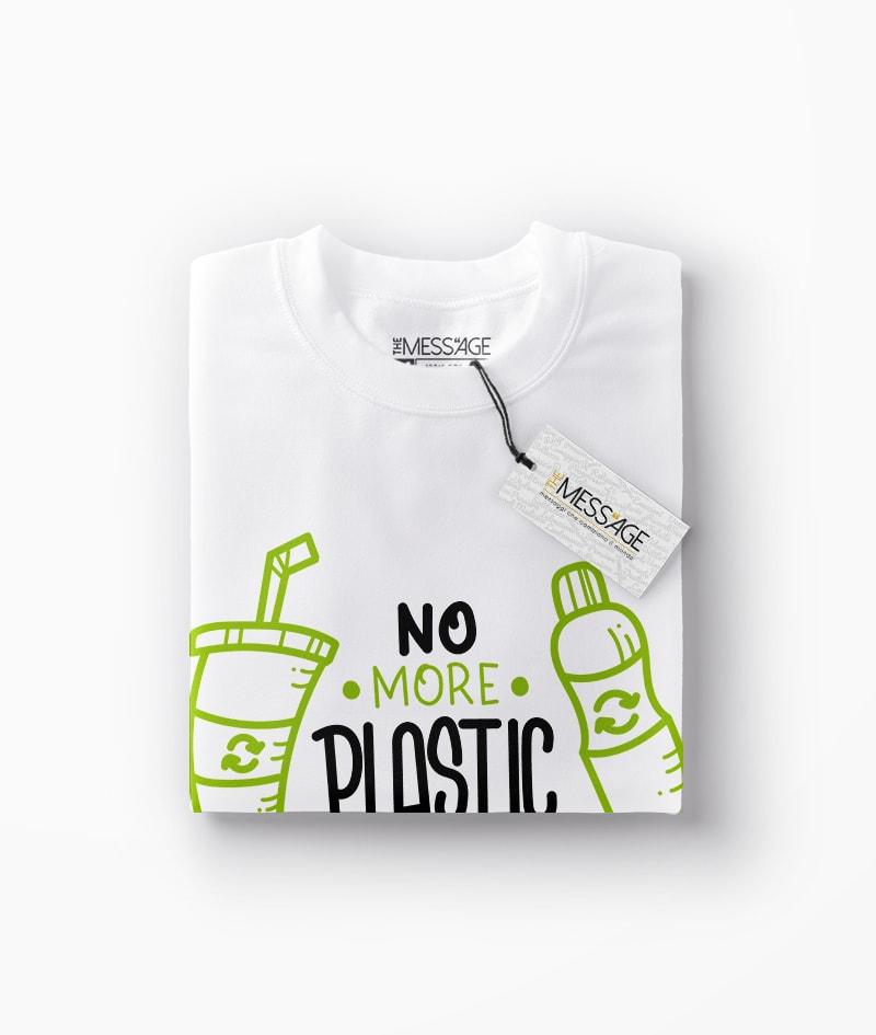 No More Plastic T-Shirt