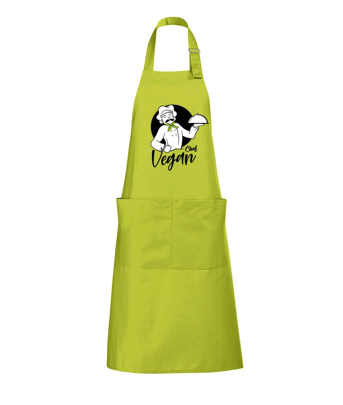 Vegan Chef Grembiule – Mod.2
