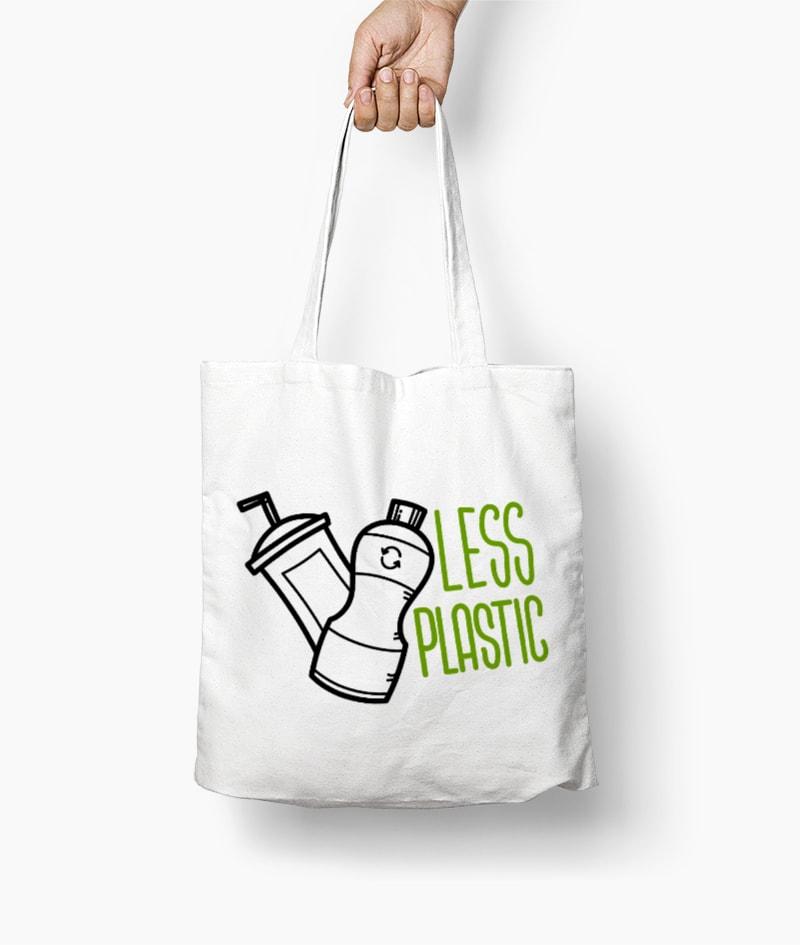 Less Plastic – Borsa