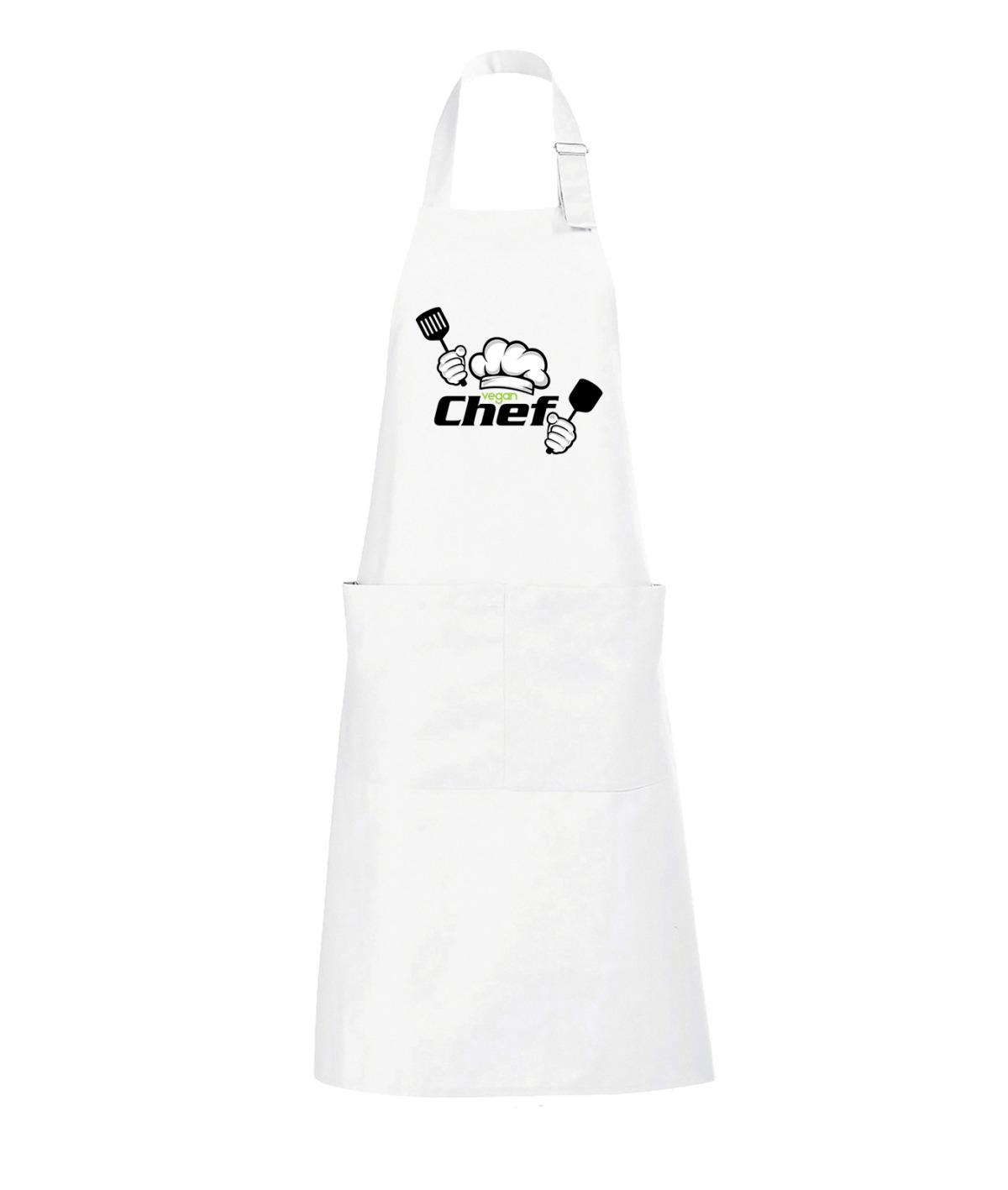 Vegan Chef Grembiule