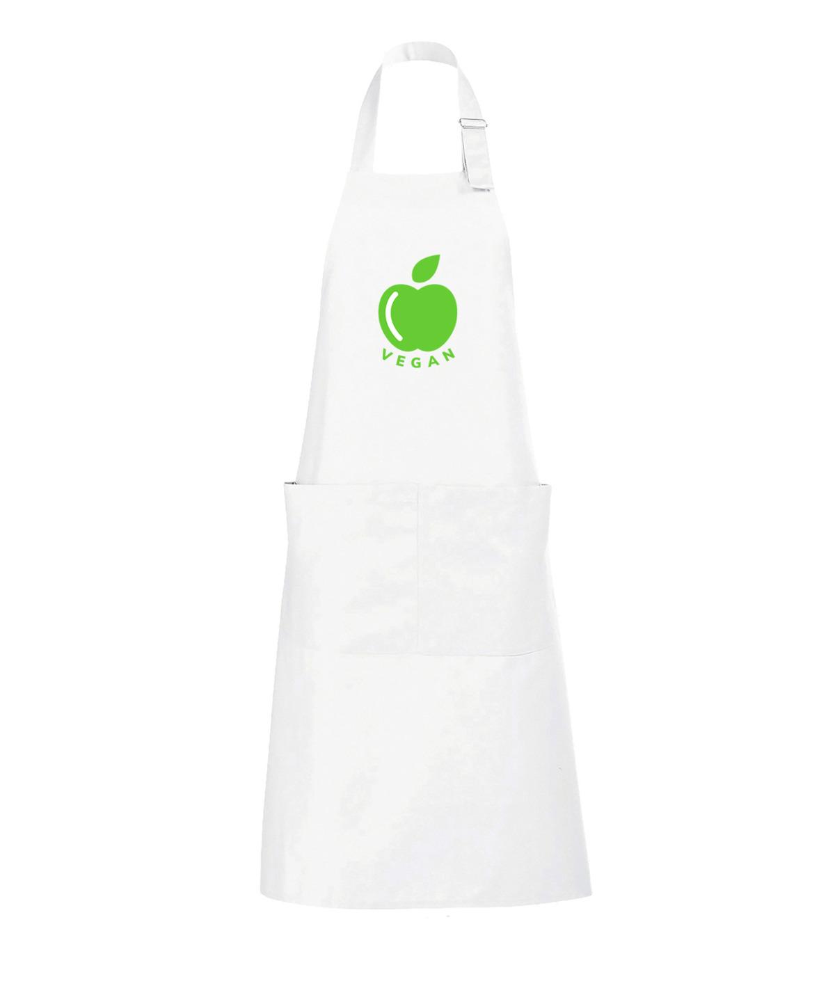 Vegan Green Apple – Grembiule