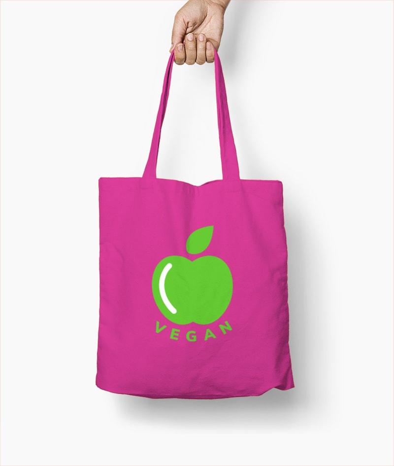 Vegan Green Apple – Borsa