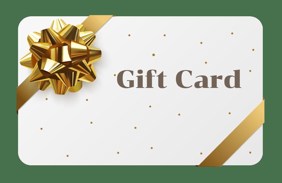 Carta Regalo – Gift Card