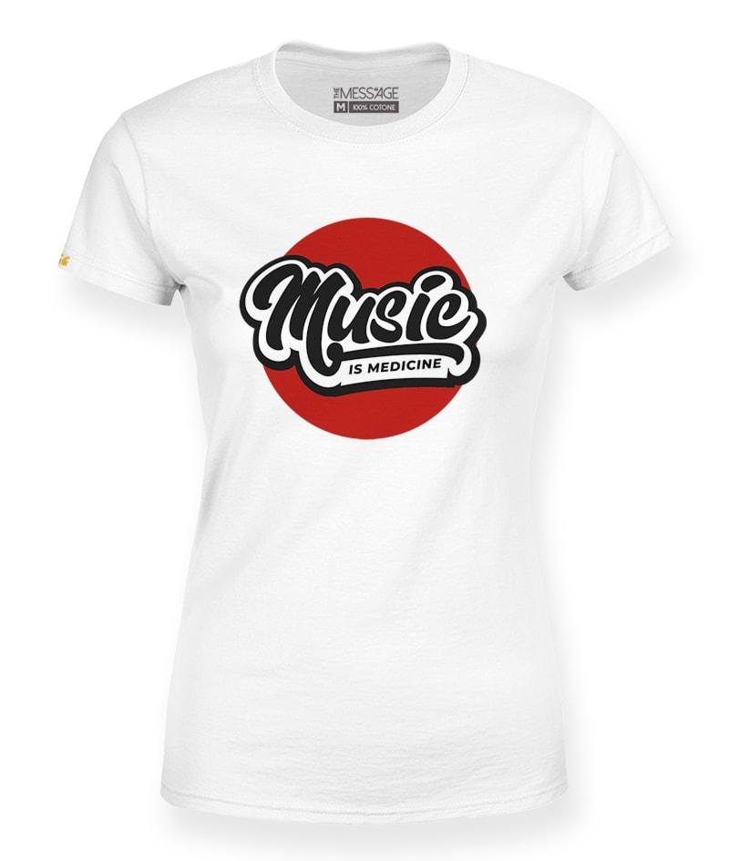 Music is Medicine T-Shirt