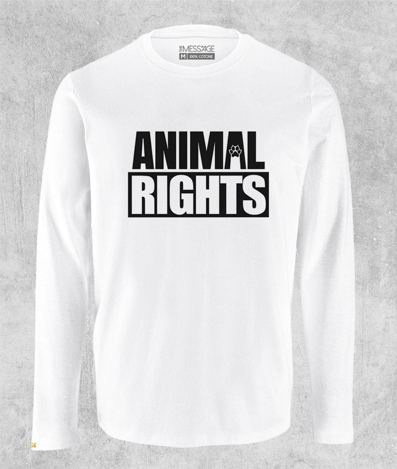 T-Shirt Animal Rights – Attivismo