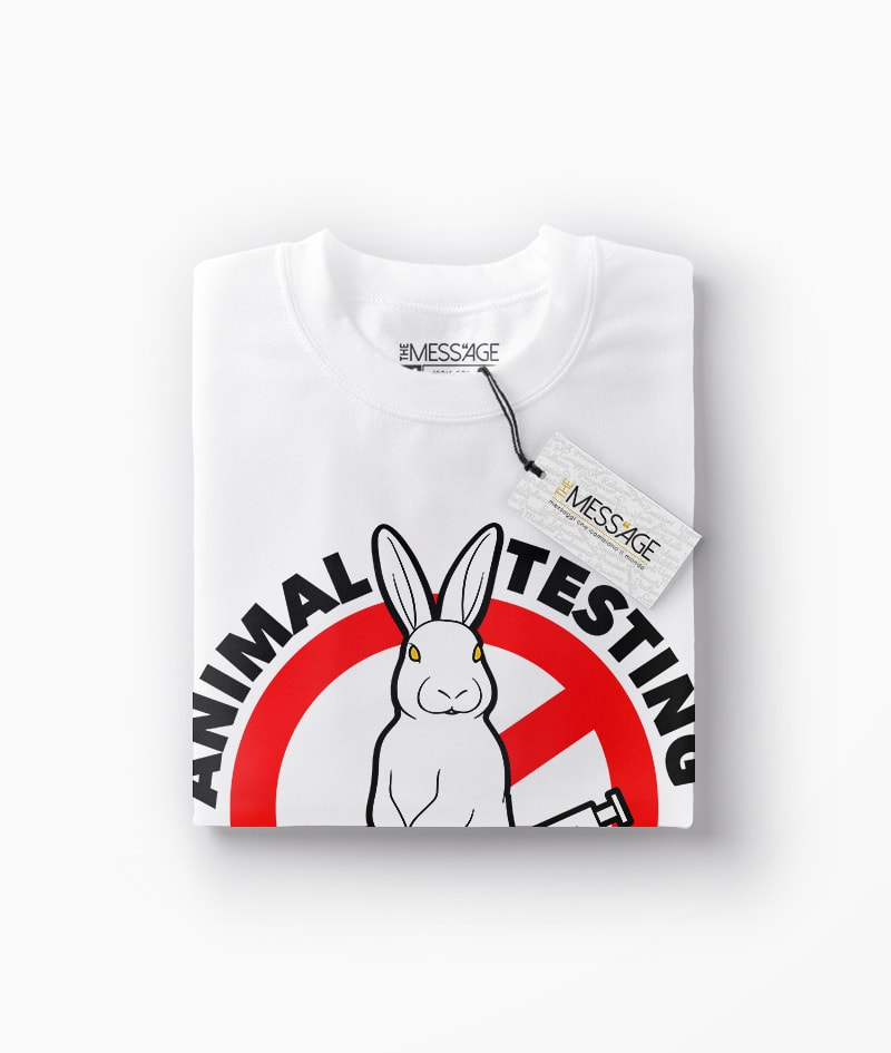 Animal Testing is Torture T-Shirt