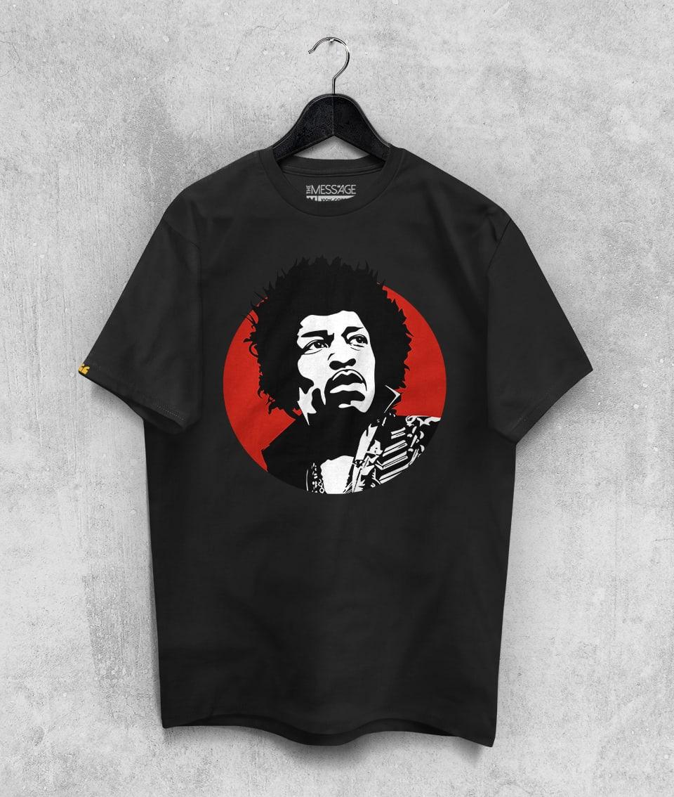 T-shirt di Jimi Hendrix – Mod.2