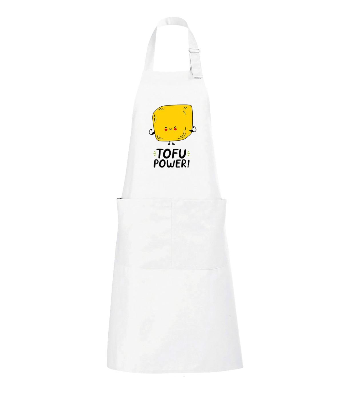 Tofu Power – Grembiule – Mod.1