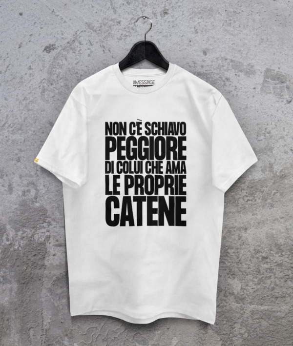 Quando tutti pensano nello stesso modo – Walter Lippmann T-Shirt